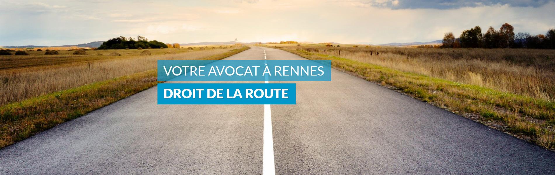 Avocats Rennes pluriel avocat droit de la route