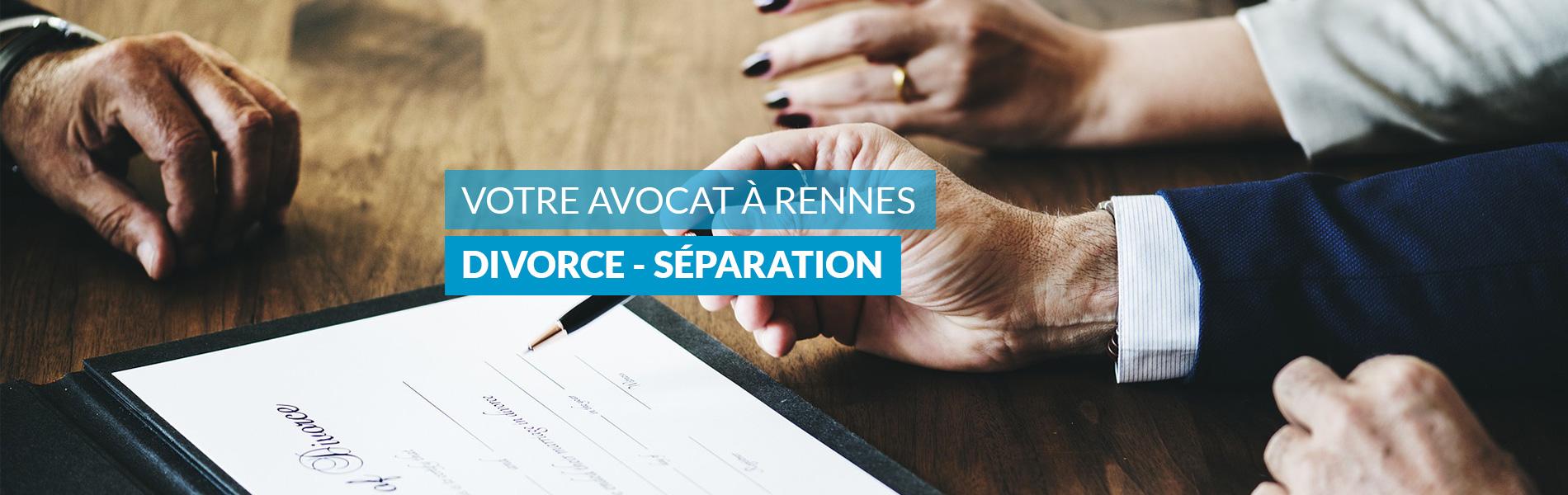 Avocats Rennes pluriel avocat divorce séparation